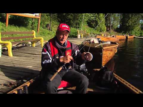 How to spool braided line on your Rapala reel