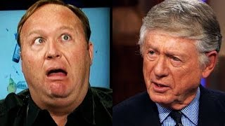 Alex Jones Introduced To Mainstream America, Ted Koppel Correctly Says He Spreads Manure & Lies