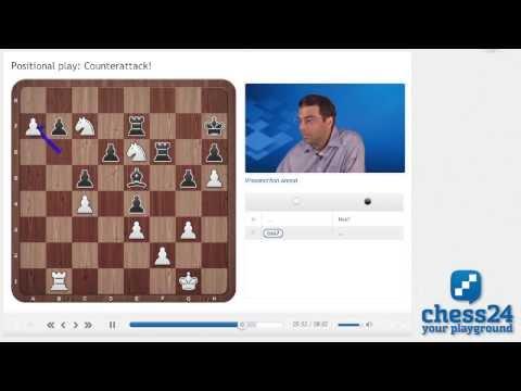 Viswanathan Anand: Counterattack!