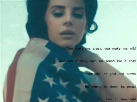 Lana Del Rey - American
