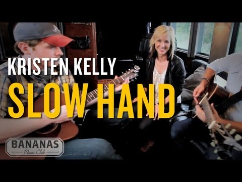 Kristen Kelly - Slow Hand (Conway Twitty cover)