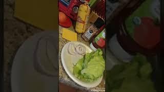 Martes de Receta / Hamburguesa de pollo home made