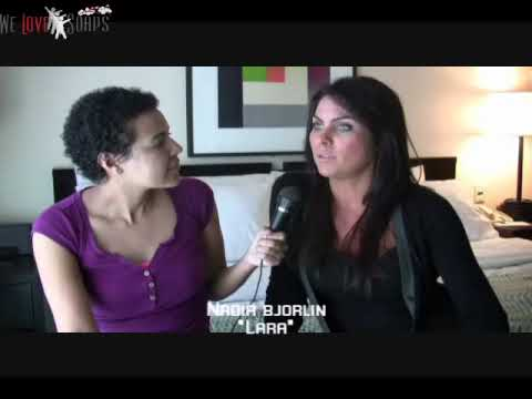 WE LOVE SOAPS TV Extra: VENICE's Nadia Bjorlin Video