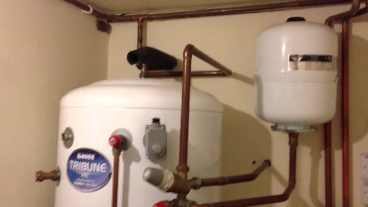 albion unvented cylinder installation instructions