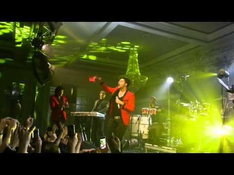 Kamran & Hooman - Zim Zim  (montreal 28 Dec 2014) video
