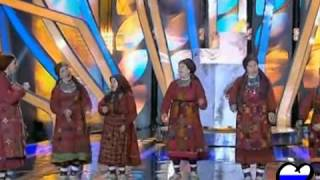 Buranovskiye Babushki - Party For Everybody (Russia Eurovision 2012)