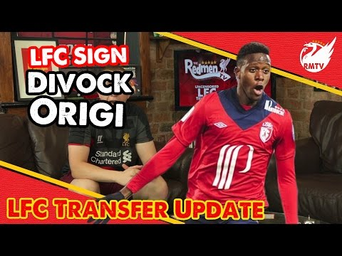 Liverpool Sign Divock Origi for £10 million | LFC Transfer Update