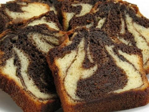 How To Make a Marble cake