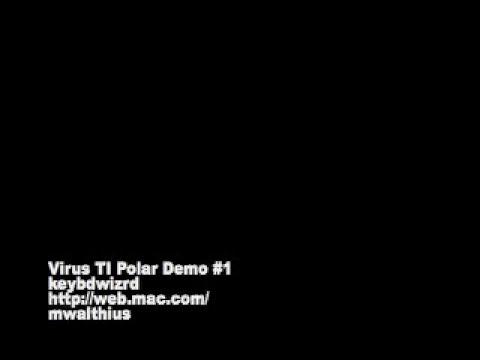 Access Virus TI Polar Demo #1