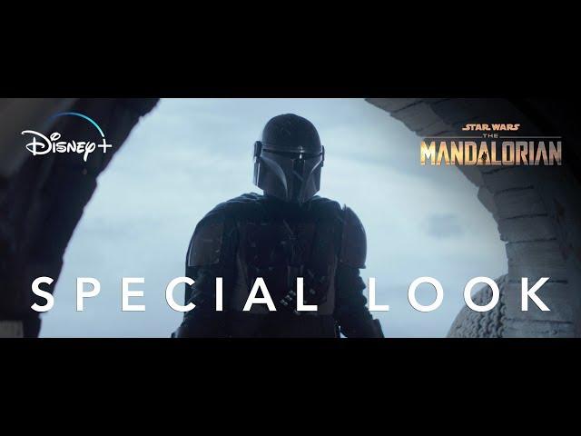 The Mandalorian  Special Look  Disney