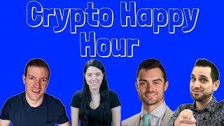 The Latest in Crypto - Crypto Happy Hour