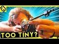 How tiny is too tiny for niko tiny guns 2 mp3