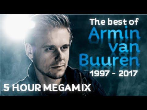 The Best of Armin van Buuren (5 HOUR MEGAMIX)