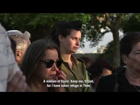 A Moment in the Life of an IDF Casualty Officer