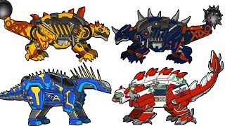 Dino Robot Corps - Full Game Play 1080 HD