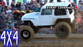 Mud Trucks and Tuff Trucks Virginia Motorsports Park Mud Bog 2019