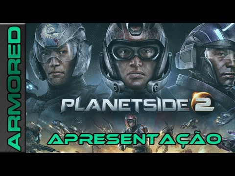 Planet Side 2: Apresentação do game. FREE to PLAY