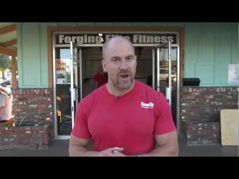 CrossFit - Goal Setting Course with Greg Amundson