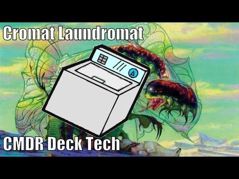 Mr. P's Cromat Laundromat CMDR Deck [EDH / Commander / Magic the Gathering]