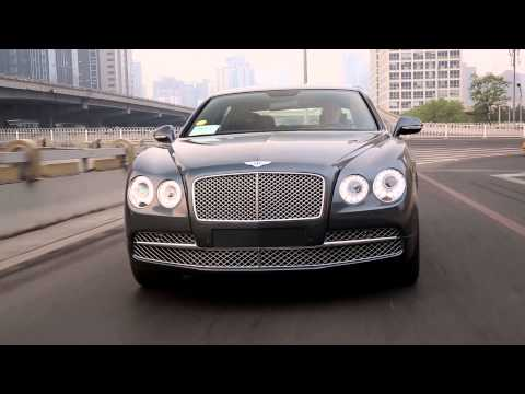 Bentley Flying Spur - Storm Grey | AutoMotoTV