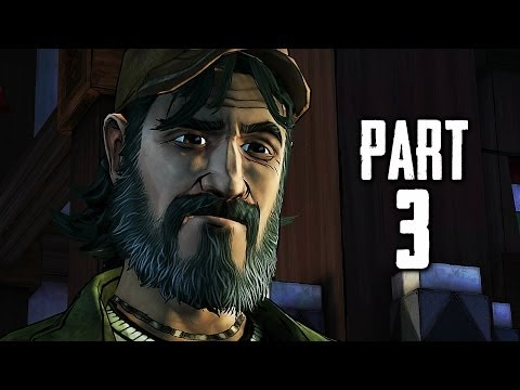 The Walking Dead Season 2 Episode 2 Gameplay Walkthrough Part 3 - The Knife