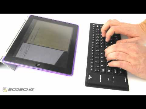 Scosche freeKEY Bluetooth Wireless Keyboard