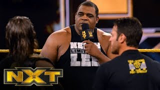Keith Lee confronts The Undisputed ERA WWE NXT, Dec. 4, 2019