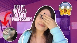 DEI PT NA CASA DO MEU PROFESSOR