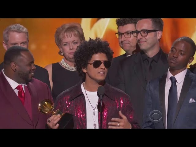 Top 10 moments from the 60th Grammy Awards