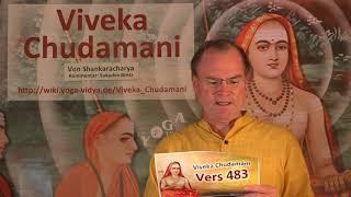 VC483 Glückseligkeit - Viveka Chudamani Vers.483