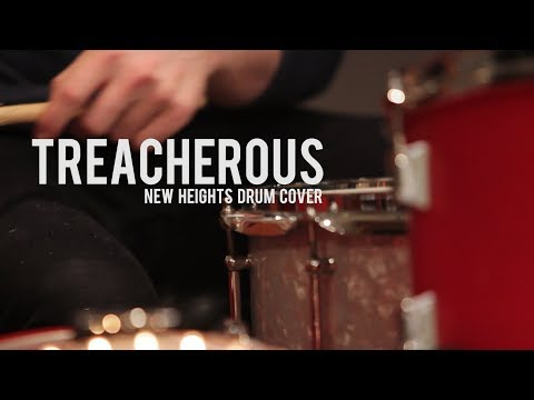 Treacherous - Taylor Swift (New Heights Drum Cover)