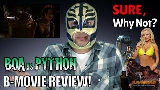 Boa vs Python Movie Review