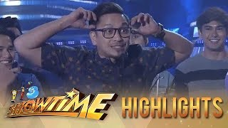 It's Showtime PUROKatatawanan: Jhong's superhero joke went wild