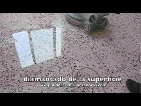 Como aplicar acido oxalico para pulir pisos electrodomsticos - Como puedo sacar brillo al piso de terrazo ...