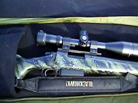 Remington 700 SPS Tactical customized
