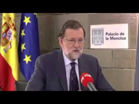 Rajoy sobre Venezuela desde el Palacio de la Moncloa