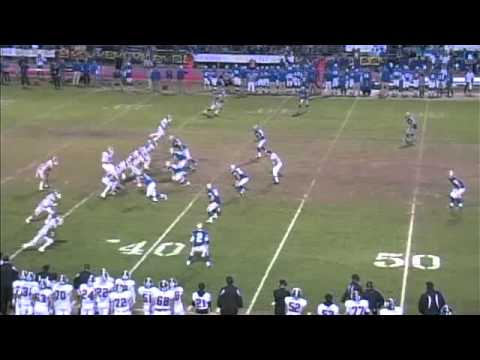 Jake QB Highlights 2010 Season - Junior Year