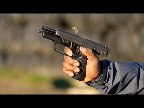 Colion Noir Reviews Sig Sauer P229 40S&W Review