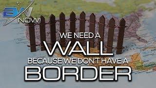 Mr.Trump, Tear Down That Wall!
