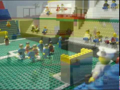 Lego City Soccer Stadium