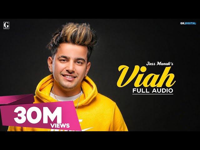 Viah : Jass Manak (Official Song) Romantic Songs |  GK.DIGITAL | Geet MP3 thumbnail