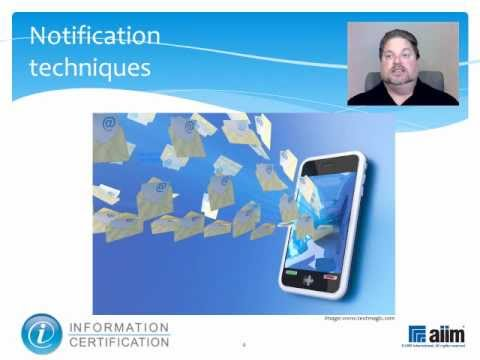 Notification Techniques and Location-Based Services