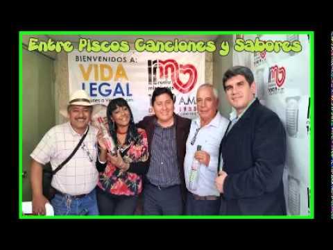 """EL PARRAL DE OSORIO """"ENTRE PISCOS,CANCIONES Y SABORES"""" DIOMEDES ARANGO"""
