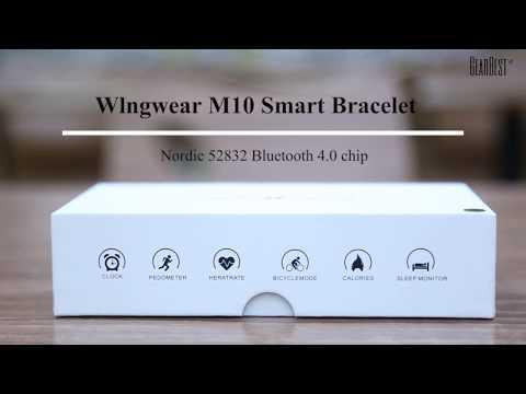 Smartwatch Wlngwear M10 - GearBest