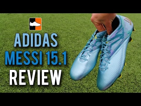 adidas Messi 15.1 Review - New Lionel Messi Range #BeTheDifference