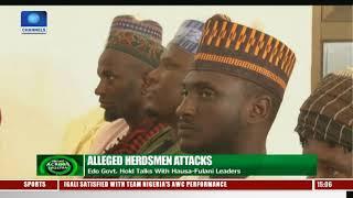 Edo Govt Bans Night Herding Firearms News Across Nigeria