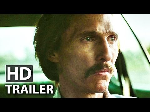 DALLAS BUYERS CLUB - Trailer (Deutsch | German) | Matthew McConaughey HD