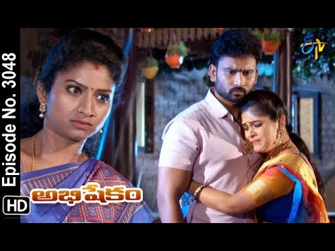 Abhishekam | 23rd October 2018 | Full Episode No 3048 | ETV Telugu