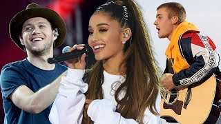 10 MUST-SEE Moments From One Love Manchester Benefit Concert