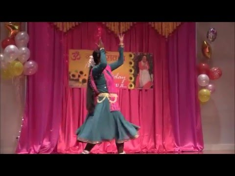 Diya Dance World - Sur ke Ghungru